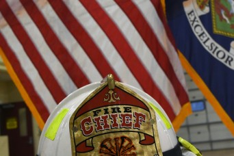 Sackets Harbor native named new Fort Drum fire chief