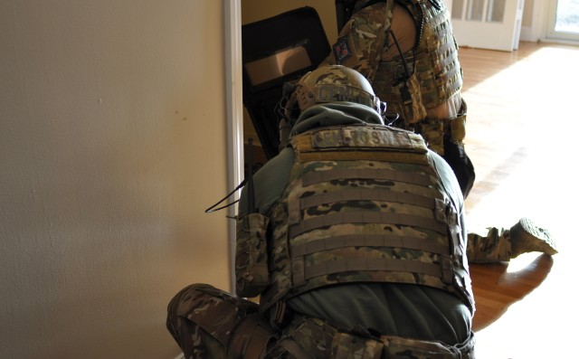 CEMLEC enhance search capabilities during training exercise