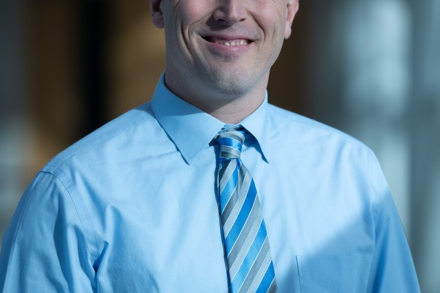 Dr. Eric Wetzel, U.S. Army CCDC Army Research Laboratory, has been named a National Academy of Inventors fellow.