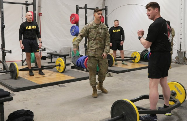 Perform to win: WarHorse Brigade Leaders Compete in First Cohesion Exercise