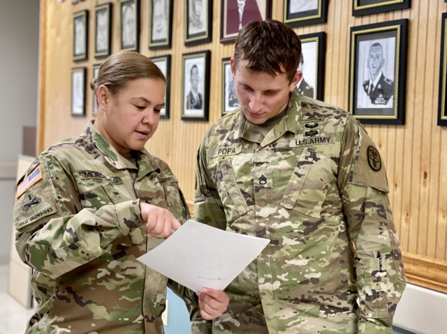 Warrior Care: Fort Campbell WTB staff among the best in the Army