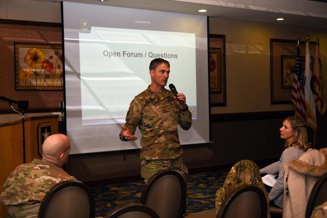 Community forum focuses on Army Family Housing improvements