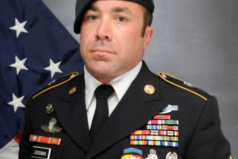 Special Forces Soldiers Dies in Training Accident