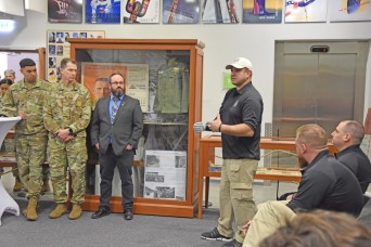 Wounded warriors visit Wiesbaden
