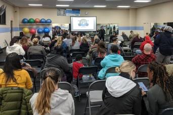 Fort Drum community members take on 10-week fitness challenge
