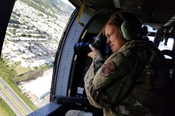National Guard continues to support earthquake relief in Puerto Rico