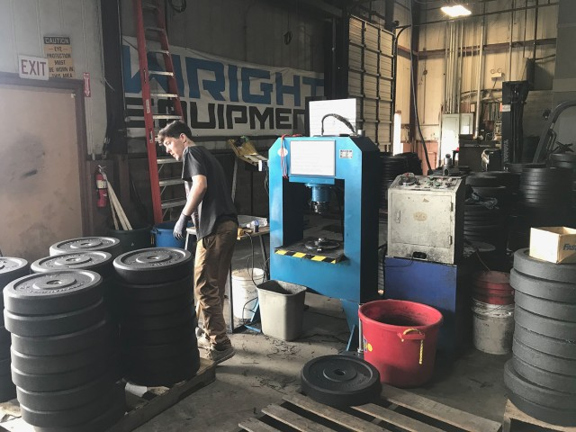 Wright Equipment Production