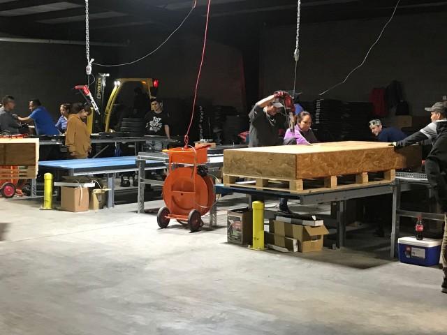Warehouse Associates Kitting