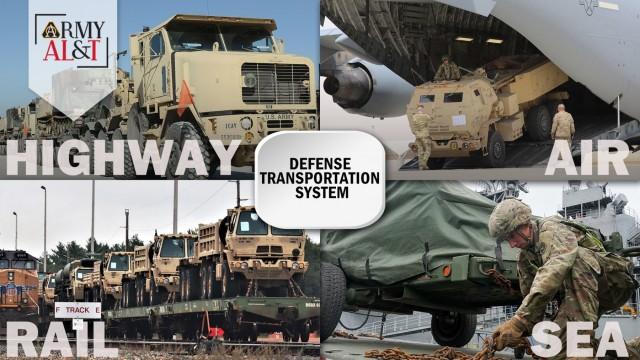 DEFENSE TRANSPORTATION SYSTEM