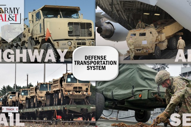 The defense transportation system consists of rail, air, highway and sealift transport methods. Transportability plays a major role in the effectiveness of Army capabilities.