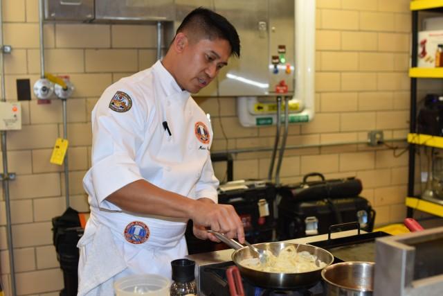 U.S. Army Culinary Arts Team competes at World Culinary Olympics 2020