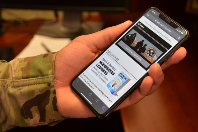 With the New Year barely underway, The Army Distributed Learning Program located on Fort Eustis has just launched a completely redesigned website. In addition to a more polished look, the site features enhancements to allow for better navigation and user experience via ultra-mobile devices as more than half of all visitors now access the site from their cell phones and tablets.