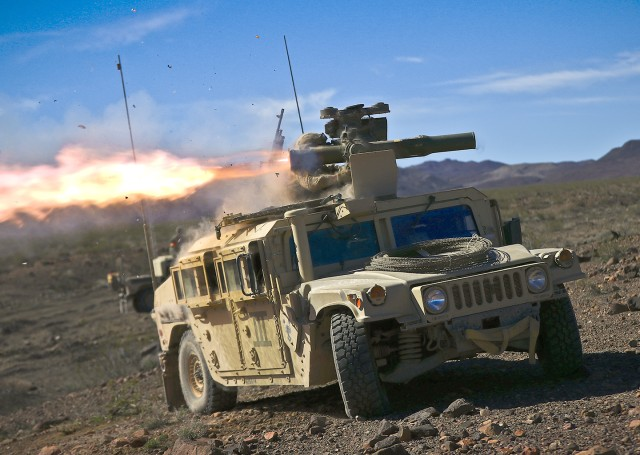 Anti-tank missile gunners get enhanced protection with new armored turret