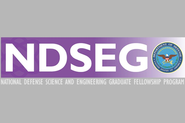 National Defense Science & Engineering Graduate Fellowship (NDSEG) Fellowship Program