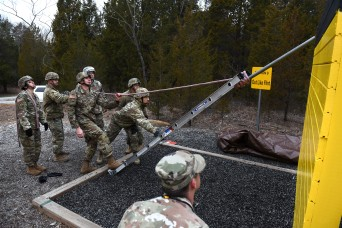 Climbing the ladder -- Army launches new Battalion Commander Assessment Program