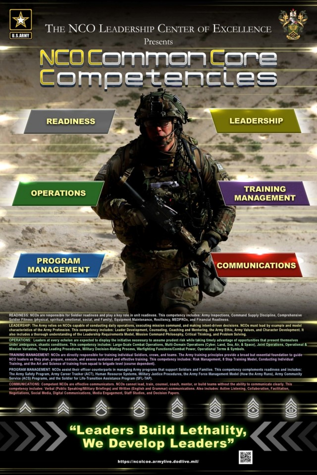 The NCO Guide transformed by NCOs for NCOs