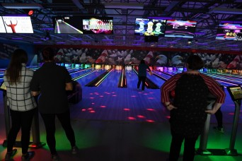 """Fort Drum gets """"Hyper"""" with new recreational bowling system"""