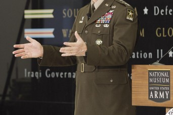 Chief of Staff: Army needs biggest tech change since Vietnam