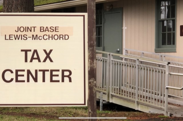 The Joint Base Lewis-McChord Tax Center, located at 6230 Pierce Ave. on Lewis Main, will be open its doors at 9 a.m. Jan. 28.