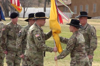 1-33 Cav welcomes new command sergeant major
