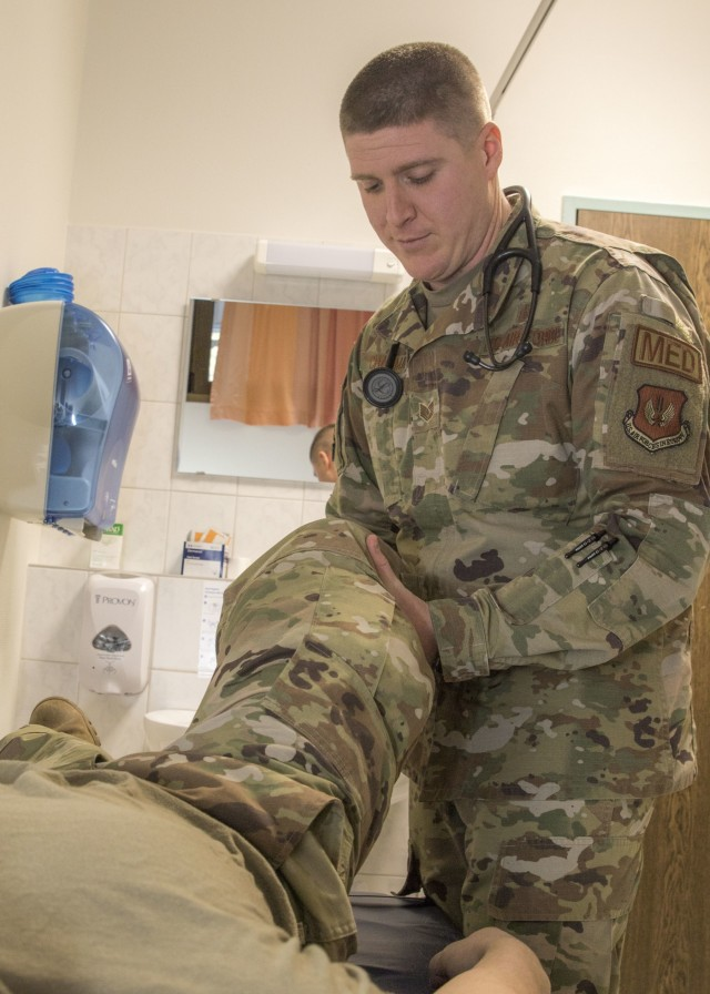 86th MDS Airmen recognized across USAFE-AFAFRICA