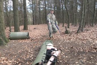 Operation Courageous Defense prepares LRMC, 30th Medical Brigade for DEFENDER-Europe 20