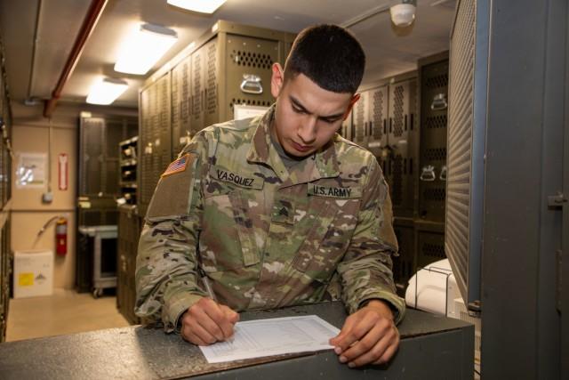 1st TSC Soldier makes business dreams come true