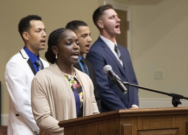 Fort Stewart Celebrates Legacy of MLK