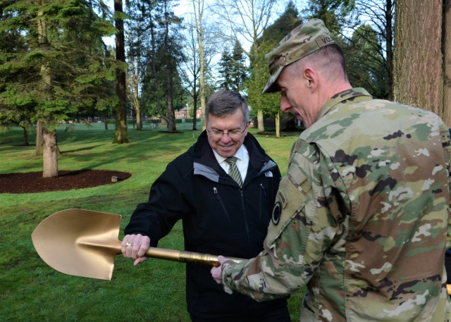 New tree takes root at Commanding General's Arboretum