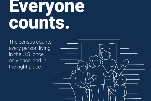 Officials from the U.S. Census Bureau are getting the word out about the upcoming 2020 U.S. Census, scheduled to begin April 1, 2020.