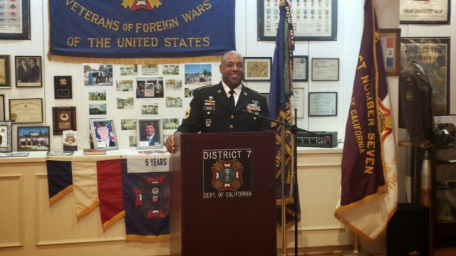 Soldier for life spotlight: public affairs veteran keeps the fire burning