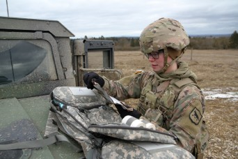 National Guard gives combat medic priceless training