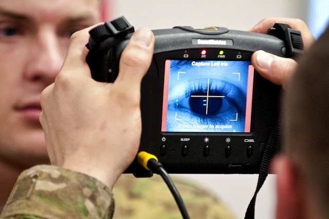 Biometrics Scan