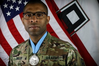 Soldier reaches milestone with induction into elite organization