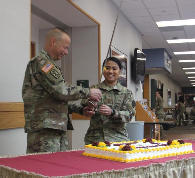 RHC-P, Madigan Celebrate 119 Years of Army Nurse Corps