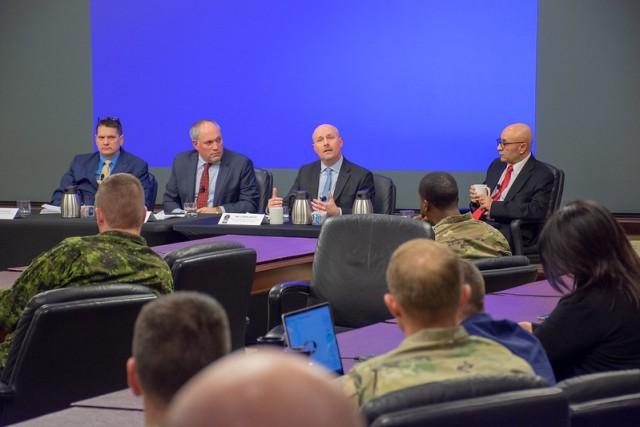 CGSC Panel on Iran
