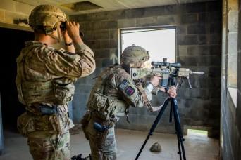Benning to host competition showcasing ground combat skills