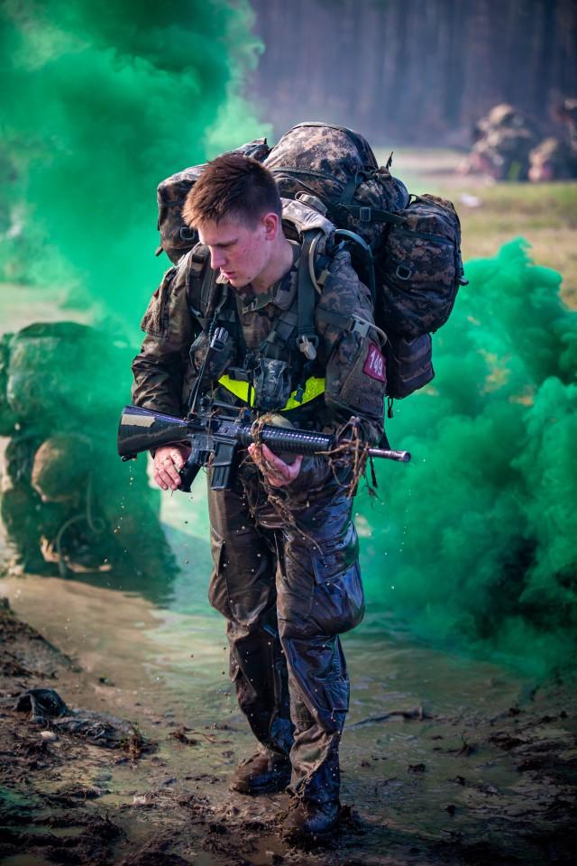 Becoming a Ranger: Ranger Assessment and Selection Program 1
