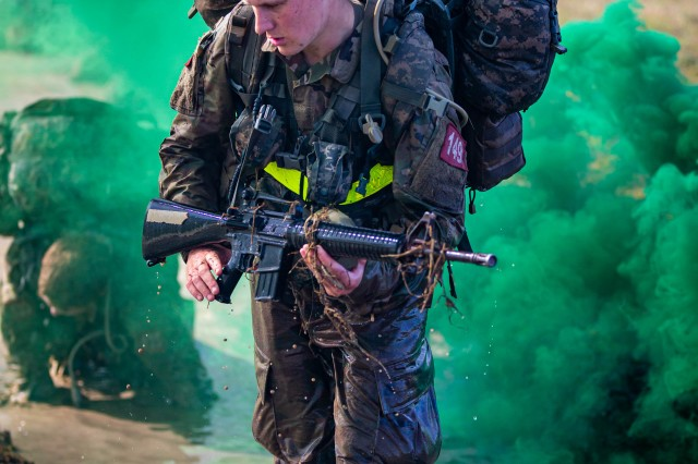 Every Soldier volunteering to serve with the 75th Ranger Regiment, must complete either Ranger Assessment and Selection Program 1 or 2.During RASP 1, cadre will assess and select candidates for serve in the 75th Ranger Regiment using established Regimental standards. Following completion of RASP 1, a Ranger has earned the coveted Ranger scroll and tan beret.