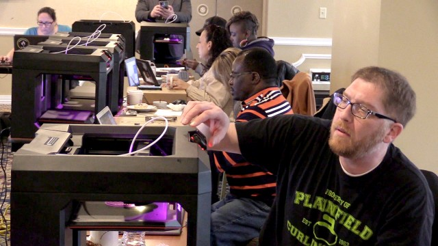 Art teachers learn 3-D printing through STEM outreach at Picatinny Arsenal