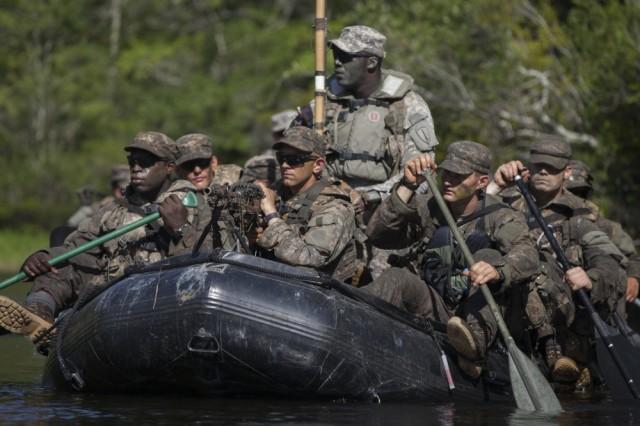 75th Ranger Regiment vs. U.S. Army Ranger Course