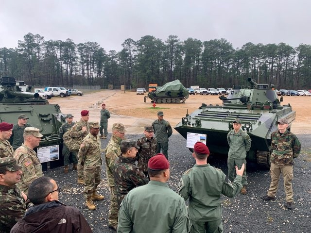 Army South, Brazilian Army leaders prepare for combined training at JRTC