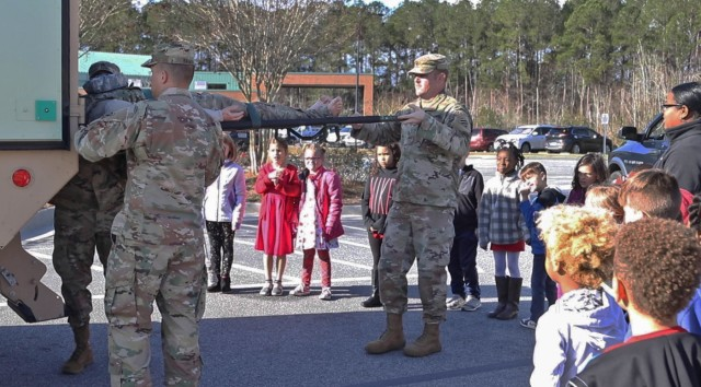 Carver Elementary career fair: Learning for tomorrow, today