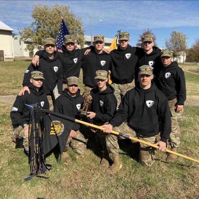 2019 3rd BDE Ranger Challenge Winning Team