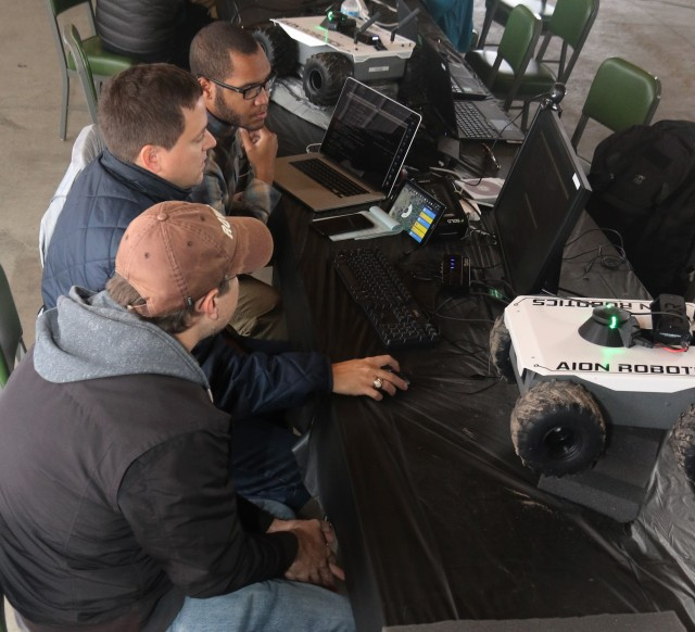 Army connects mission command, robotics for enhanced battlefield situational awareness