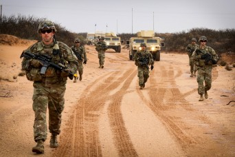 Oregon National Guard prepares for peacekeeping in Kosovo