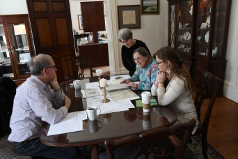 Historic documents add depth to Fort Drum Cultural Resources research