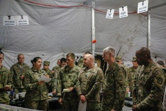593rd ESC sustains readiness at Warfighter Exercise