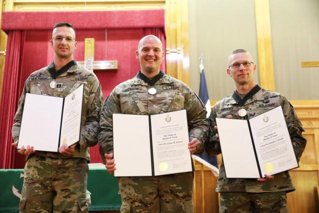 Iron Chaplains create award-winning readiness program