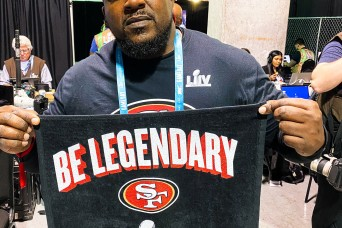 Living the dream: How a personal past time led to the big game